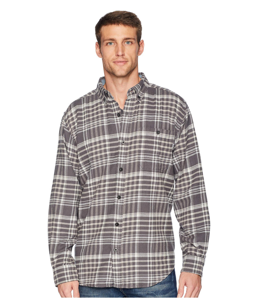 Woolrich Trout Run Flannel Shirt for men -Shop Bennetts Clothing for the name brand menswear you know and love