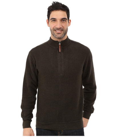 Woolrich Bromley 1/2 Zip Pullover for men -Shop Bennetts Clothing for a large selection of Woolrich for men and women.