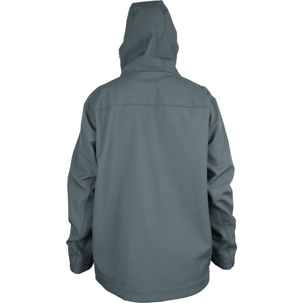 AFTCO Windproof Reaper 3 Layer Pullover-Charcoal