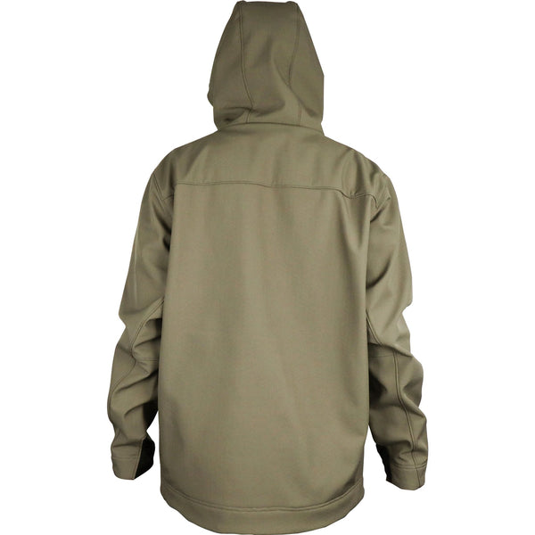 AFTCO Windproof Reaper 3 Layer Pullover-Oak