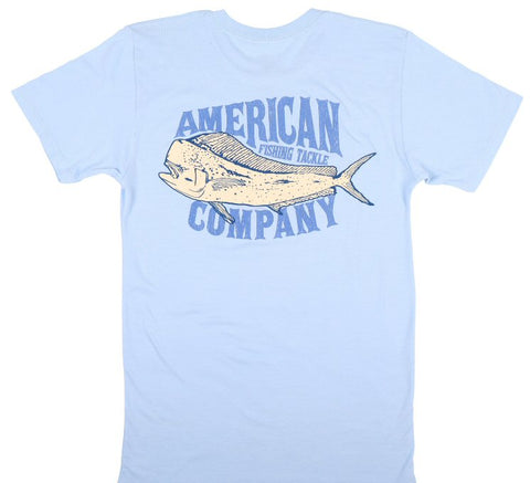 Aftco Mahi Mahi Bower t-shirt was made for anglers that want to look their best with style and comfort. Shop Bennetts Clothing for a large selection of Aftco hats and shorts with same day shipping.