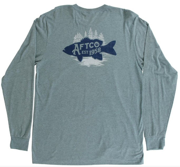 Aftco Driftwood t-shirt was made for anglers that want to look their best with style and comfort. Shop Bennetts Clothing for a large selection of Aftco hats and shorts with same day shipping.