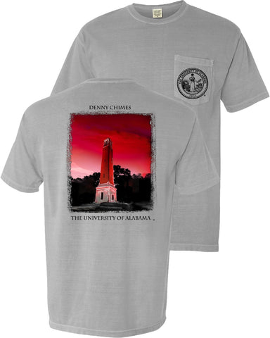 Bama Gridiron Denny Chimes t-shirt upgrades your game day style. Shop Bennett's for the brands you love shipped same day to your front door.