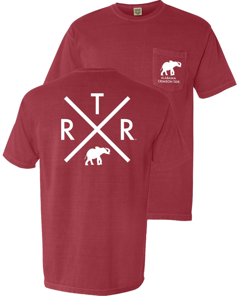 Bama Gridiron RTR Cross t-shirt upgrades your game day style. Shop Bennett's for the brands you love shipped same day to your front door.