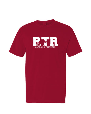 Bama Gridiron RTR Elephant t-shirt upgrades your gameday attire. Shop Bennett's for the brands you love shipped same day to your front door.