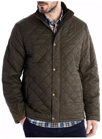 Barbour Hawkshead Quilted Jacket has unmatched styling and warmth. Shop Bennetts Clothing for a large selection of outdoor menswear.
