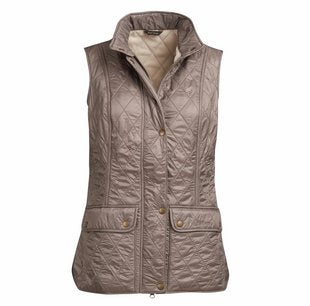 Barbour Wray Gilet vest look stylish and will keep you warn the chilly days ahead. Shop Bennetts Clothing for a large selection of womens outdoors wear.