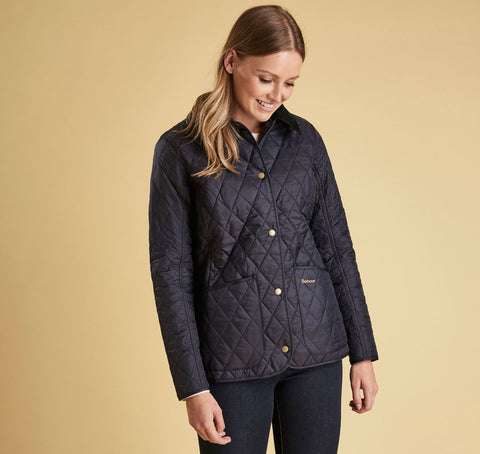 Barbour Womens Annandale Quilted Jacket -Shop Bennetts Clothing for a large selection of womens outdoors wear.