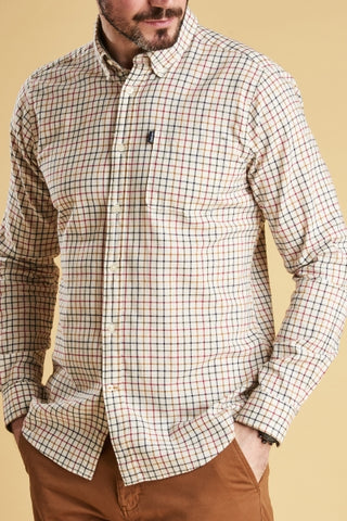 be07460e80 Barbour Mens Endsleigh Tattersall Sport Shirt -Shop Bennetts Clothing for a  large selection of outdoors