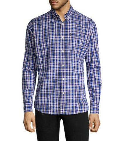 6b0e2be09d Barbour Mens Stapleton Highland Check Sport Shirt -Shop Bennetts Clothing  for a large selection of