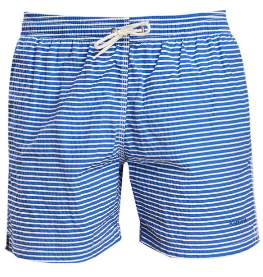 Barbour Mens Milton Swim Short-Blue