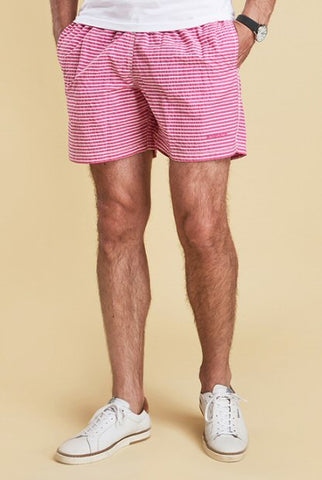 737abefd23 Sale Barbour Swim Trunks -Shop Bennetts Clothing for great prices and same  day shipping. Barbour Mens Milton Swim Short-Pink