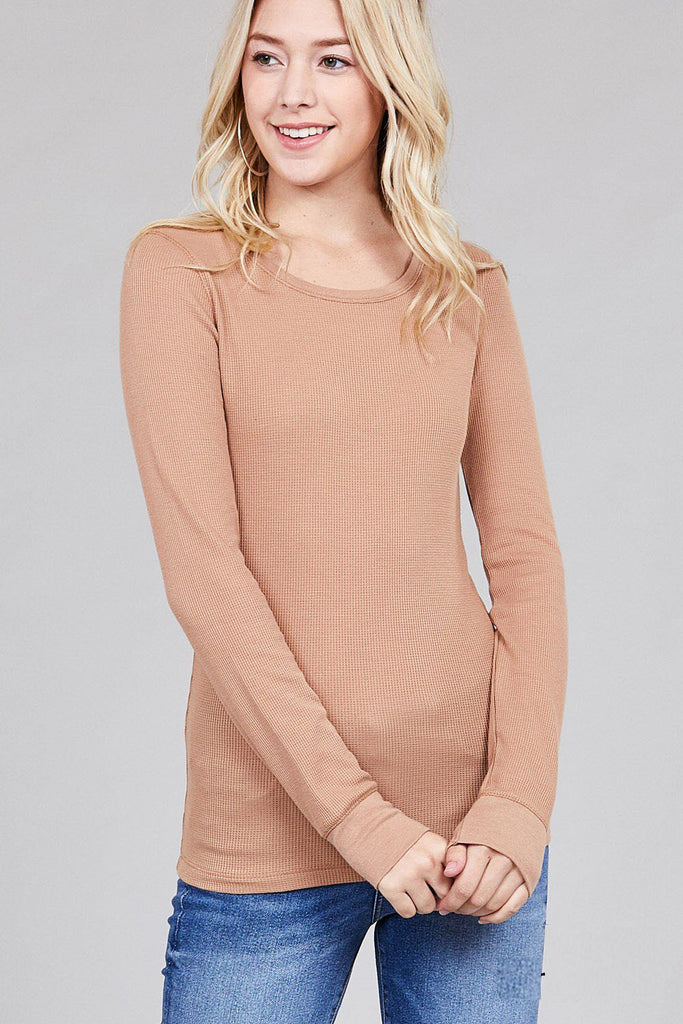 Thermal Shirts from Active Basic are great for layering. Shop Bennetts Clothing for these and other great womens clothing ideas.