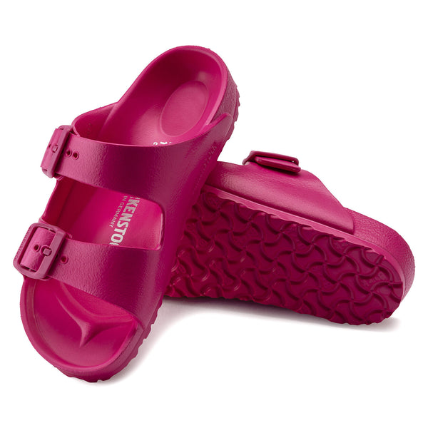 Birkenstock Kid's Arizona EVA sandals are comfy-to-wear, very fashionable and perfect for all the water fun this season. Shop Bennett's for the brands you want and prices you will love.