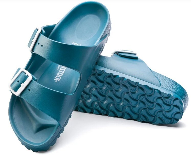 Birkenstock EVA Arizona sandals are comfy-to-wear and very fashionable. Shop Bennett's for the brands you want and prices you will love.