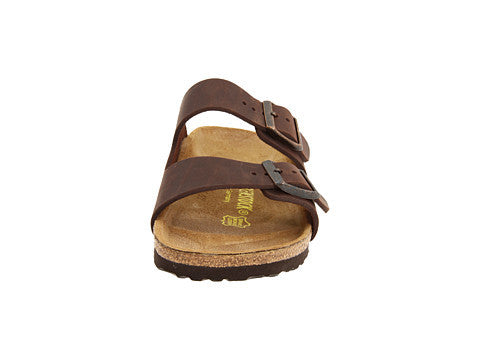 Birkenstock Arizona Sandal-Habana Oiled Leather