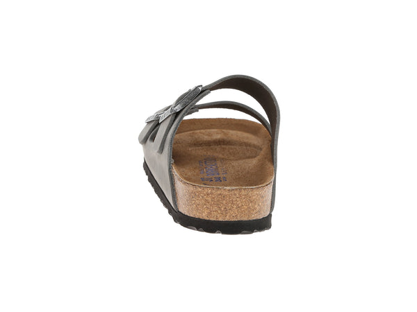 Birkenstock Arizona Soft Footbed Sandal-Iron Oil - Bennett's Clothing - 3