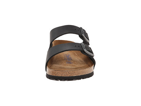 Birkenstock Arizona Soft Footbed Sandal-Black Oiled Leather - Bennett's Clothing - 5