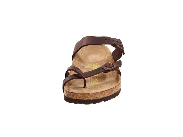 Birkenstock Women's Mayari Leather Sandal-Habana Oiled - Bennett's Clothing - 5