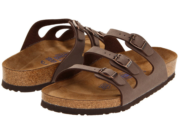 Birkenstock Florida sandals have maximum comfort and style. Shop Bennett's Clothing for a large selection of Birkenstock to fit the whole family.