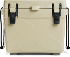 BISON 25 QT Cooler-Sand - Bennett's Clothing - 3