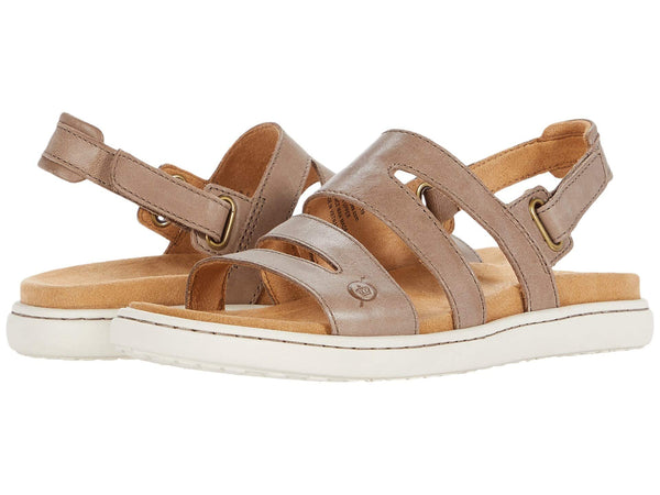 Born Dhyr strapy leather sandals have all day comfort with style that sets you apart from the rest. Shop Bennetts Clothing for a large selection of womens sandals with same day shipping