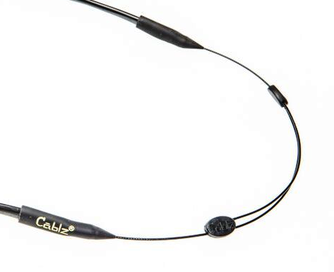 Cablz Zipz eyewear straps are adjustable and very comfortable. Shop Bennett's for the brands you want with same day shipping.