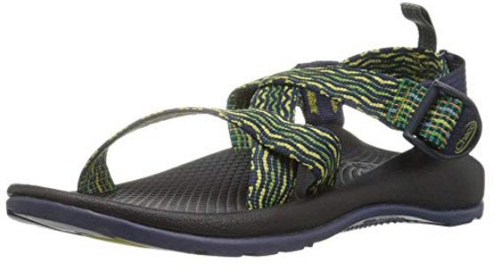 Chaco Z1 Ecotread Sandal (Toddler/Little Kid/Big Kid)-Rio Green