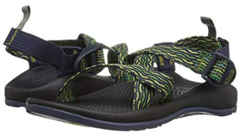 Chaco Z1 EcoTread Kids Sandal means happy times outdoors and their first Z tan. Shop Bennetts Clothing for outdoor sandals to fit the whole family.