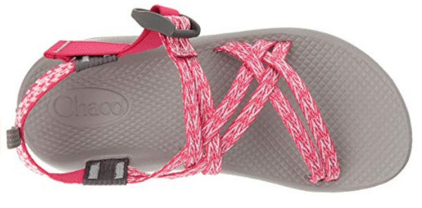 Chaco Girls ZX1 Ecotread Sandal (Toddler/Little Kid/Big Kid)-Rend Pink