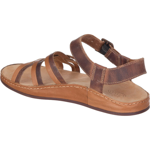 Chaco Womens Fallon Sandal-Toasted Brown