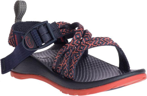 Chaco ZX1 Ecotread Sandal (Toddler/Little Kid/Big Kid)-Padded Eclipse