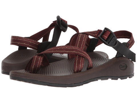 Chaco Men's Z/Cloud 2 Sandals-Seam Rust