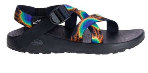 Chaco Men's Z1 National Park Sandal-Yellowstone-Total Eclipse
