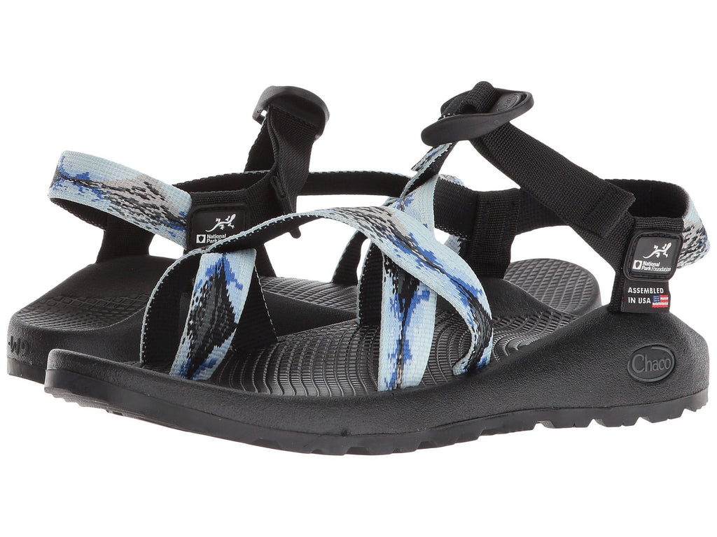 506c08710123 Chaco Womens Z 2 National Park Sandal-Glacier – Bennett s Clothing