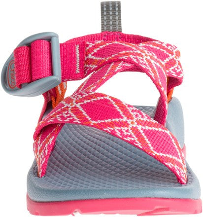 Chaco Z1 Ecotread Sandal (Toddler/Little Kid/Big Kid)-Boho Rasberry - Bennett's Clothing - 3