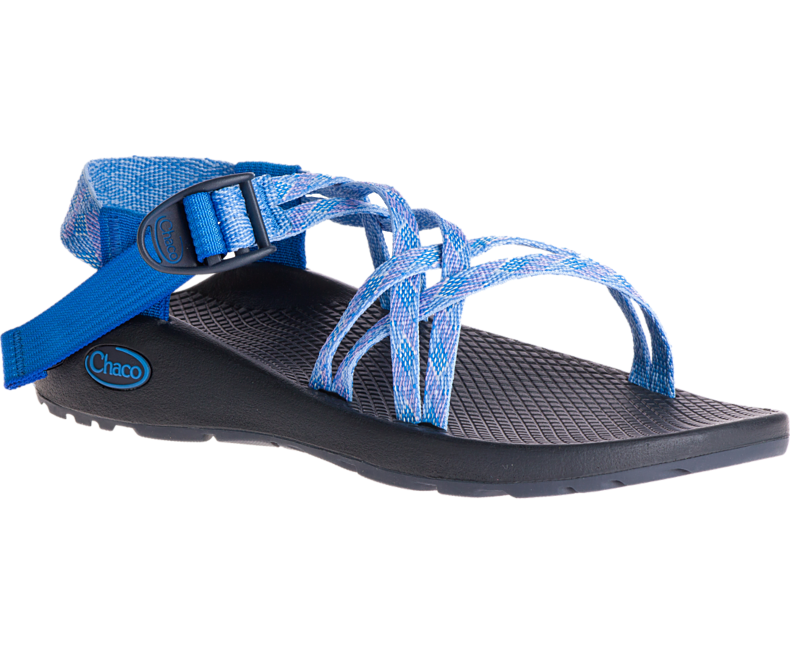 Chaco Women's ZX1 Classic Sandal-Braid Blue - Bennett's Clothing