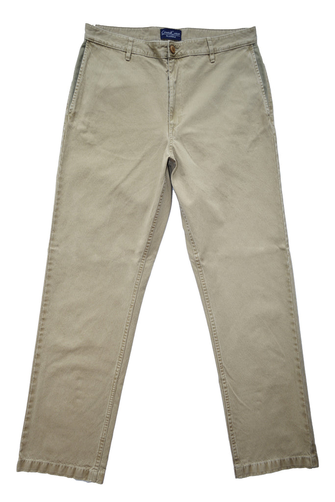 Coastal Cotton Men's Field Pant-Tan - Bennett's Clothing - 1