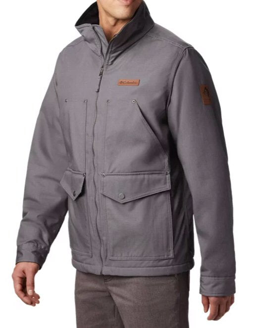 Columbia Loma Vista fleece lined jacket will keep you toasty when your next cool weather adventure starts. Shop Bennetts Clothing for a large selection of outdoor clothing shipped same day to your front door.