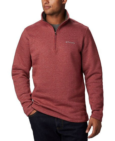 Columbia Great Hart Mountain III 1/2 Zip Pullover looks sharp and will keep the chills at bay this season. Shop Bennetts Clothing for Columbia to fit the entire family shipped same day to your front door.