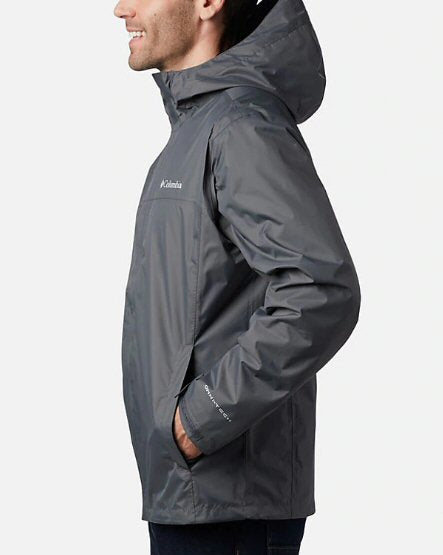 Columbia Watertight II Rain Jacket-Graphite Grey