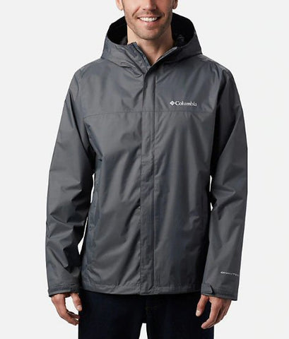 Columbia Watertight II Rain Jacket is ready for any weather when your next adventure starts. Shop Bennetts Clothing for a large selection of outdoor clothing shipped same day to your front door.