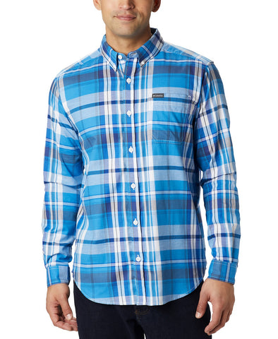 Columbia Rapid Rivers shirt for men looks great along or layered under your favorite fleece. Shop Bennetts Clothing for Columbia to fit the entire family