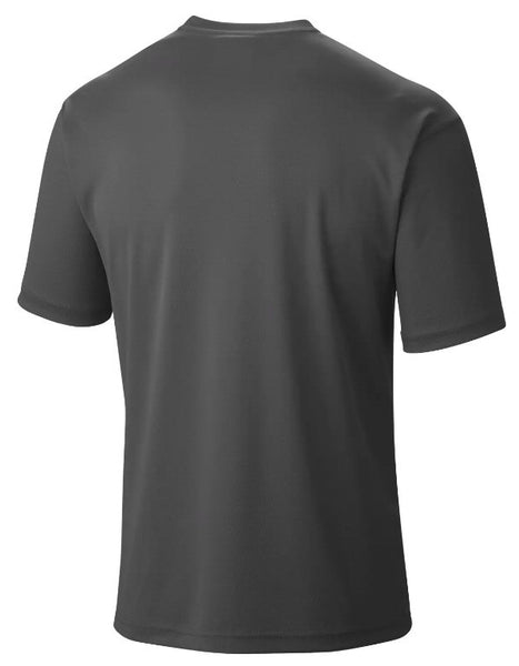 Columbia Meeker Peak Short Sleeve T-Shirt-Grill