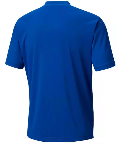 Columbia Meeker Peak Short Sleeve T-Shirt-Azul Blue