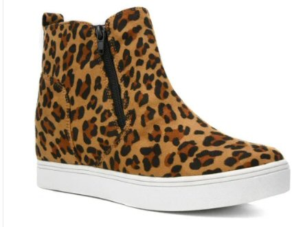 80eff7dcc Corkys Hunt zip-up wedge sneaker takes your outfits up a step. Shop Bennetts