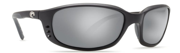 Costa Del Mar Brine sunglasses-Black w/ Silver Mirror 580P