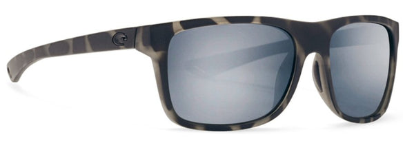 Costa Ocearch Remora Sunglasses-Tiger Shark w/ 580P Grey Silver Mirror Lens