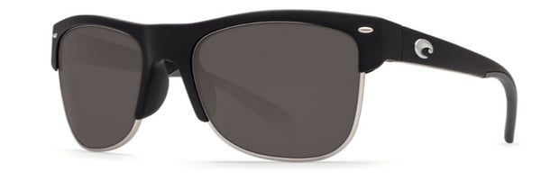 Costa Del Mar Pawleys Sunglasses with 580P Grey Lens will have you looking your best this season. Shop Bennetts Clothing for a large selection of Costa glasses and gear.