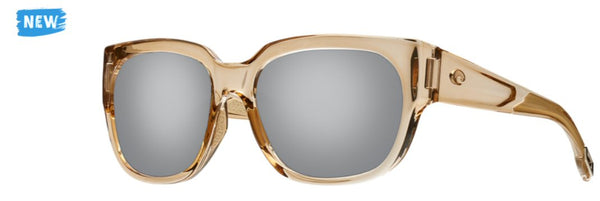 Costa Del Mar Wonderwoman Sunglasses with 580P Lens are new and made for women and water. Shop Bennetts Clothing for a large selection of Costa glasses and gear.
